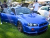 All Japan Day 2016 R34 Nissan Skyline