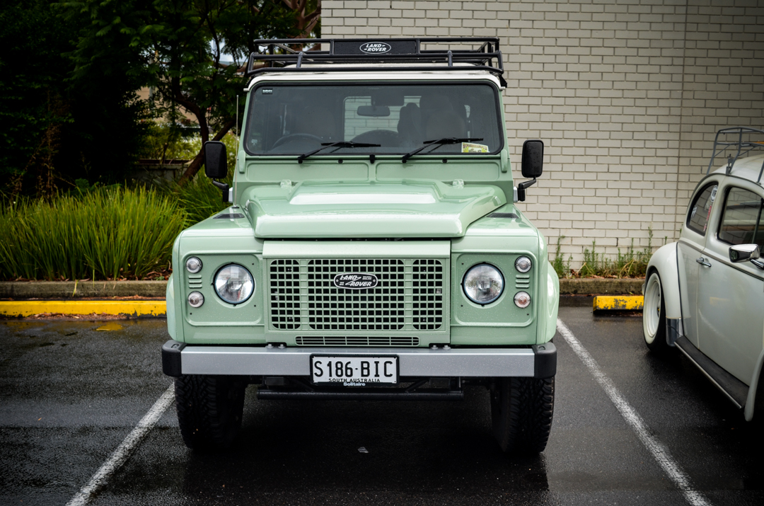 Cars And Coffee Unley