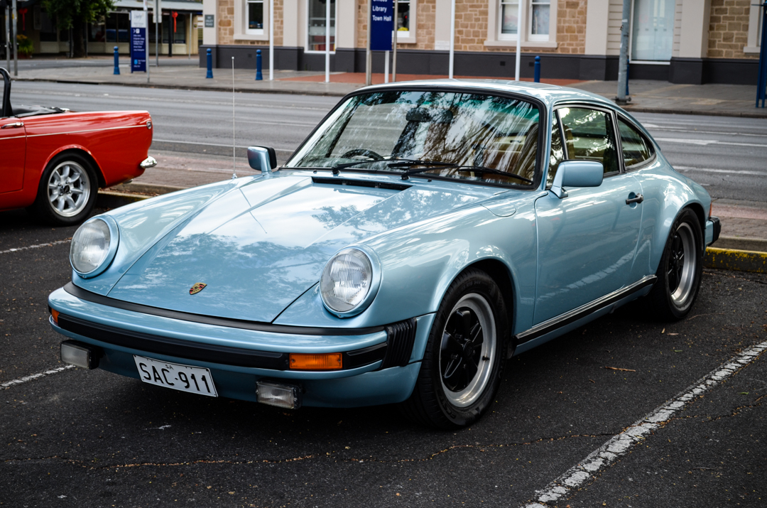 Cars and Coffee Unley Jan 2017 Porsche