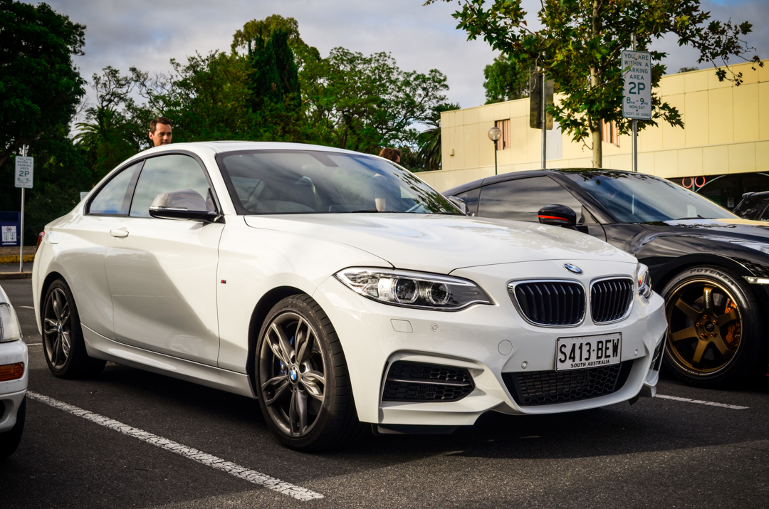 Cars and Coffee Unley Jan 2017 BMW