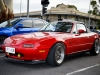 Cars and Coffee Unley Jan 2017 Mazda MX5