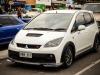 Mitsubishi Colt at Coffee and Cars Blackwood April 2017