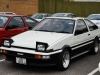 AE86 at Coffee and Cars Blackwood April 2017