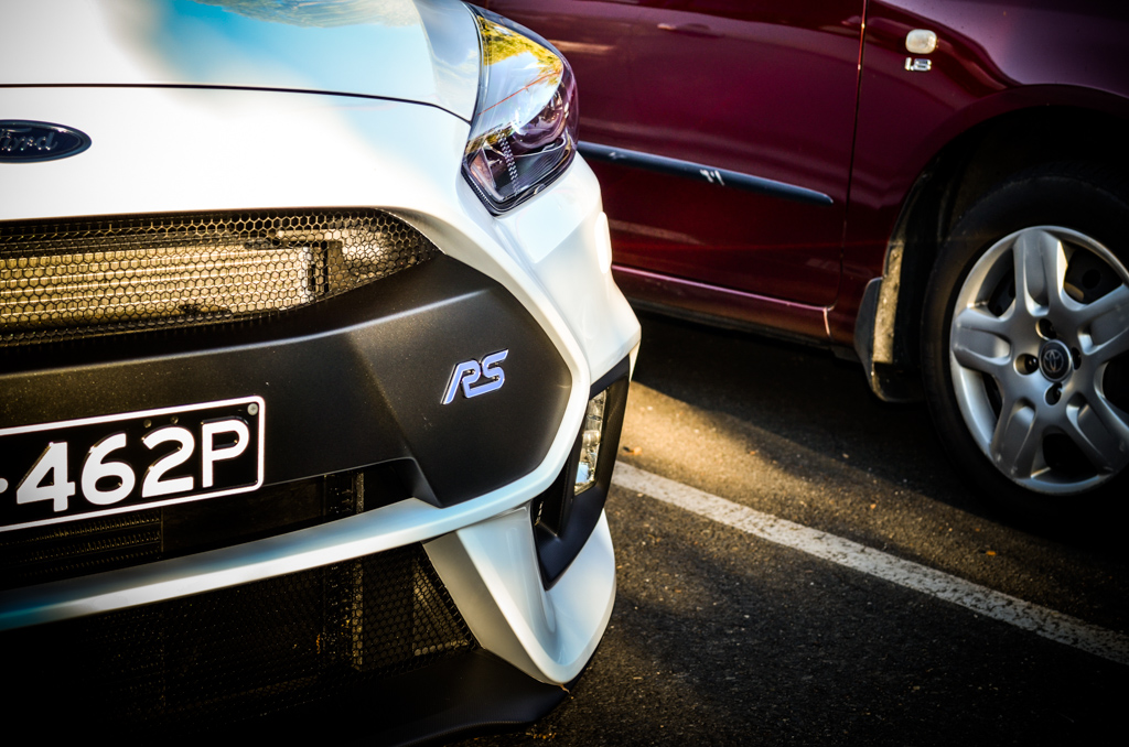 Ford Focus at Coffee and Cars Blackwood February 2017