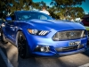Ford Mustang at Coffee and Cars Blackwood February 2017