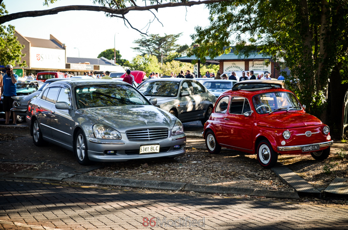 Coffee and Cars Blackwood Jan 2017