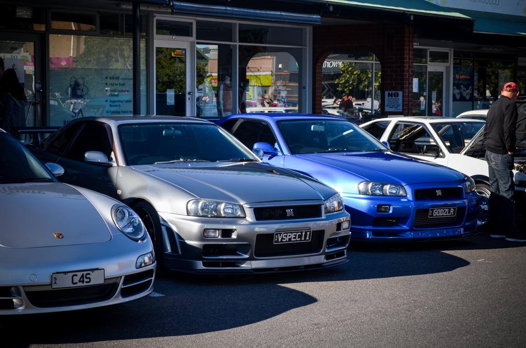 Coffee & Cars Blackwood December 2016