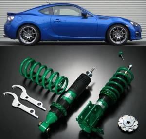 Tein coilovers Toyota 86, Subaru BRZ, Scion FR-S