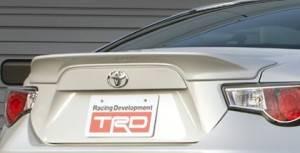Toyota 86 TRD Rear Spoiler