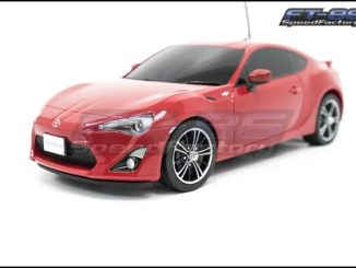 Toyota 86 RC Drift car