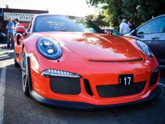 Porsche coffee & cars Blackwood