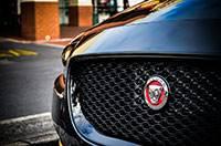 Jaguar - Cars and coffee