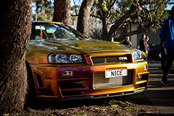 R34 GTR Cars and Coffee